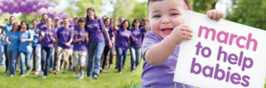 A 2020 Mom Registration Site will be forthcoming for 2017 March of Dimes walks.