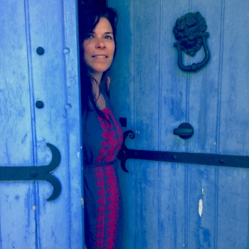 mia blue door france.jpg