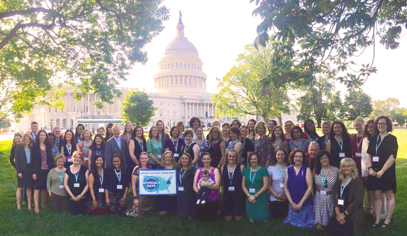 Federal Advocacy Days May 2017  – Survivor • Advocate • Change Maker