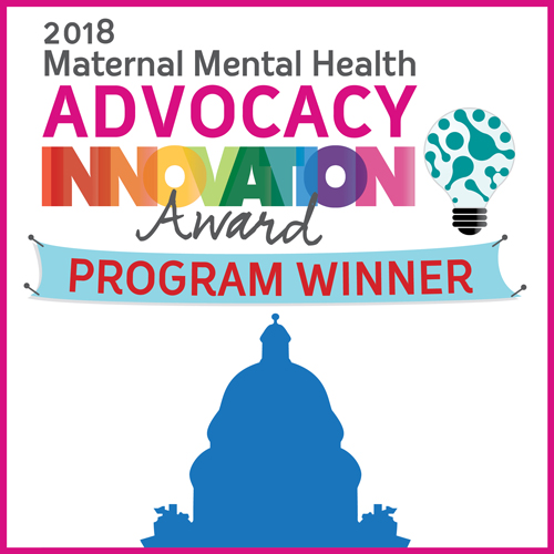 Innovation in Policy and Advocacy Winner:  Dr. Susan Feingold Psy.D & Barry Lewis, Esq., Postpartum Psychosis as a Mitigating Factor Law (Policy & Advocacy)