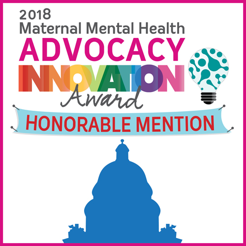 Honorable Mention:  Alachua County Perinatal Mental Health Coalition: Florida Families First Act