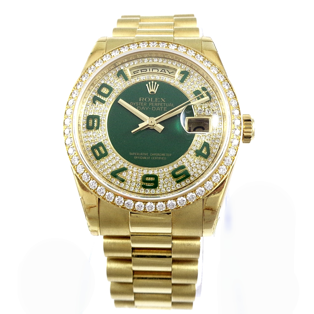Rolex 118348