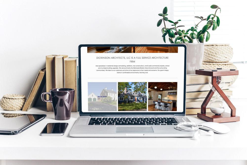 Website Design | Bee Designs | Boston, Massachusetts