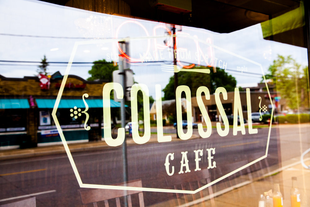 Colossal Cafe