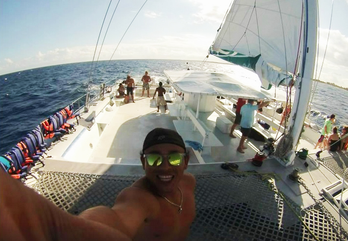 selfie boat for our story.jpg