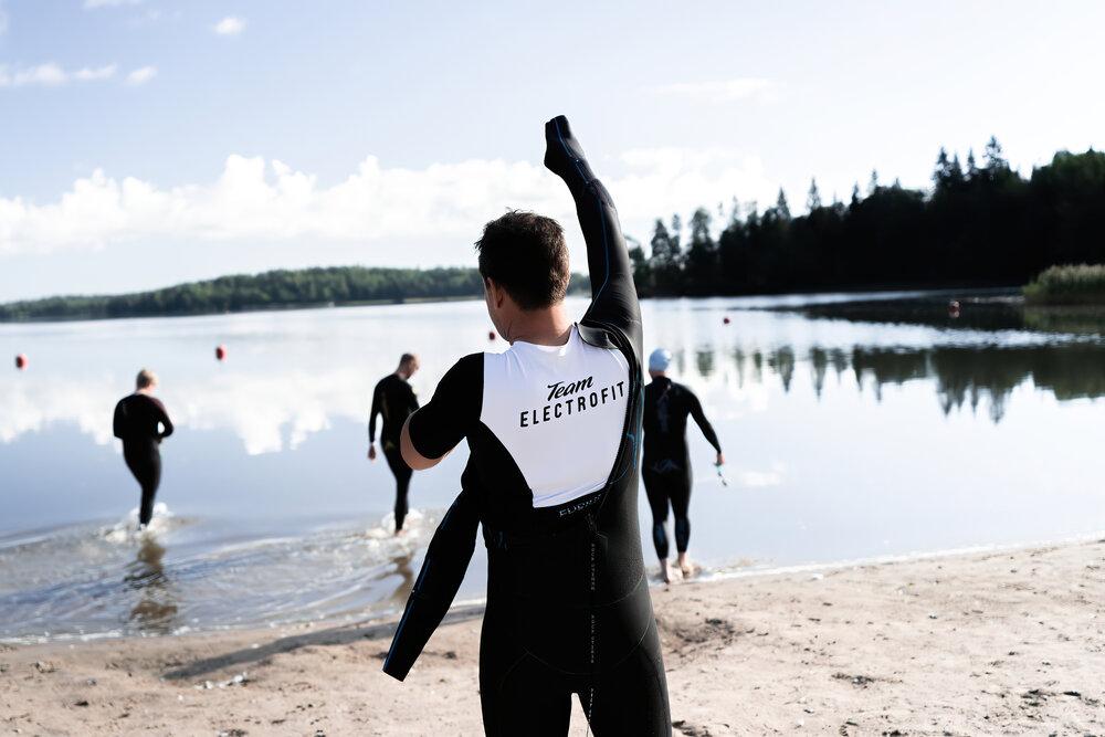 Miran triathlonvalmennus