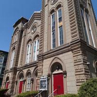 St. Paul's Union American Church 1267 Chapel (203) 624 3937