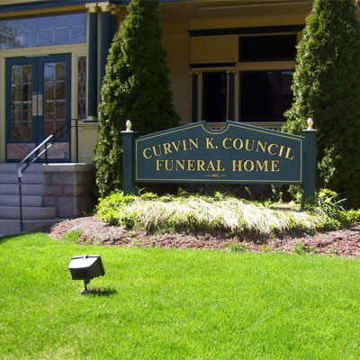 Curvin K. Council Funeral Home 128 Dwight Street (203) 865-5100