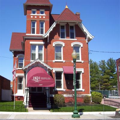 Howard K. Hill Funeral Home 1287 Chapel Street (203) 551-9620