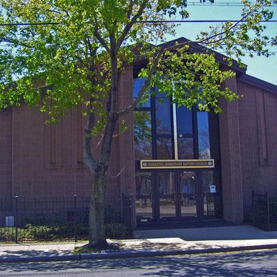 <b>Immanuel Missionary<br>Baptist Church</b><br>1324 Chapel Street<br>(203) 777-8744