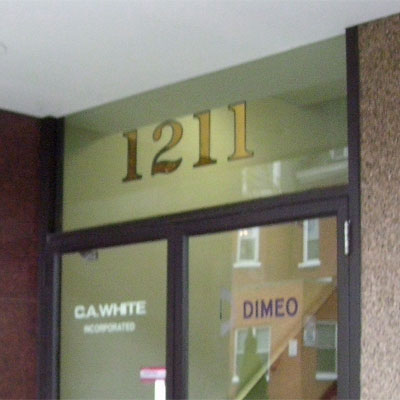<b>David Thompson Architects</b><br>1211 Chapel Street<br>(203) 624-4266