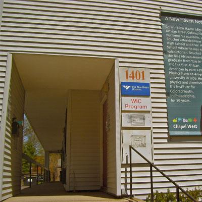 Women Infants & Children(W.I.C.) Program1401 Chapel Street (203) 785-3563