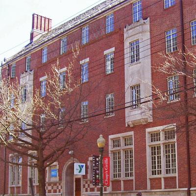 YMCA 1240 Chapel Street (203) 776 9622