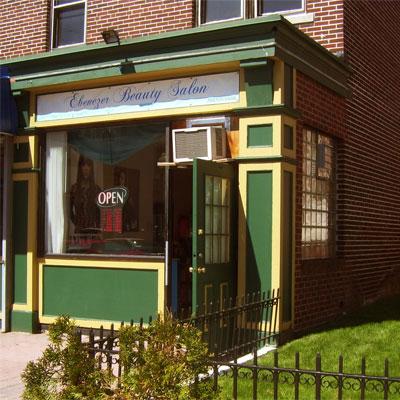 Ebenezer Beauty Salon 1289 Chapel Street