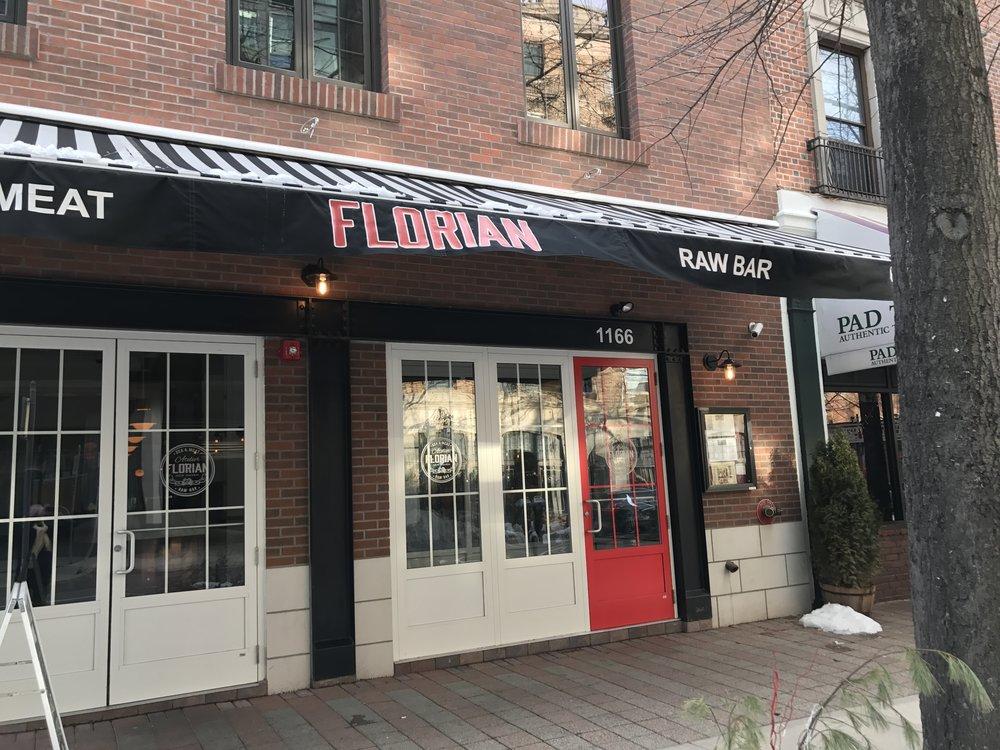 Florian 1166 Chapel Street (203) 859 5999
