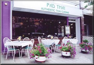 Pad Thai<br>1170 Chapel Street<br>203) 562-0322