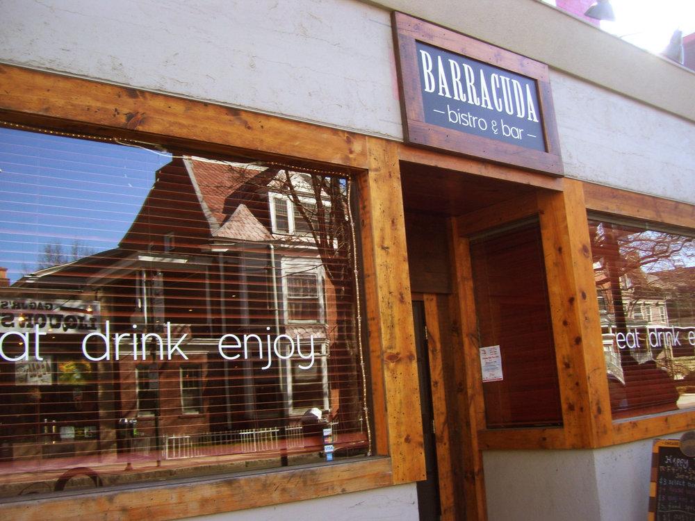 Barracuda 1180 Chapel Street (203) 691 5696