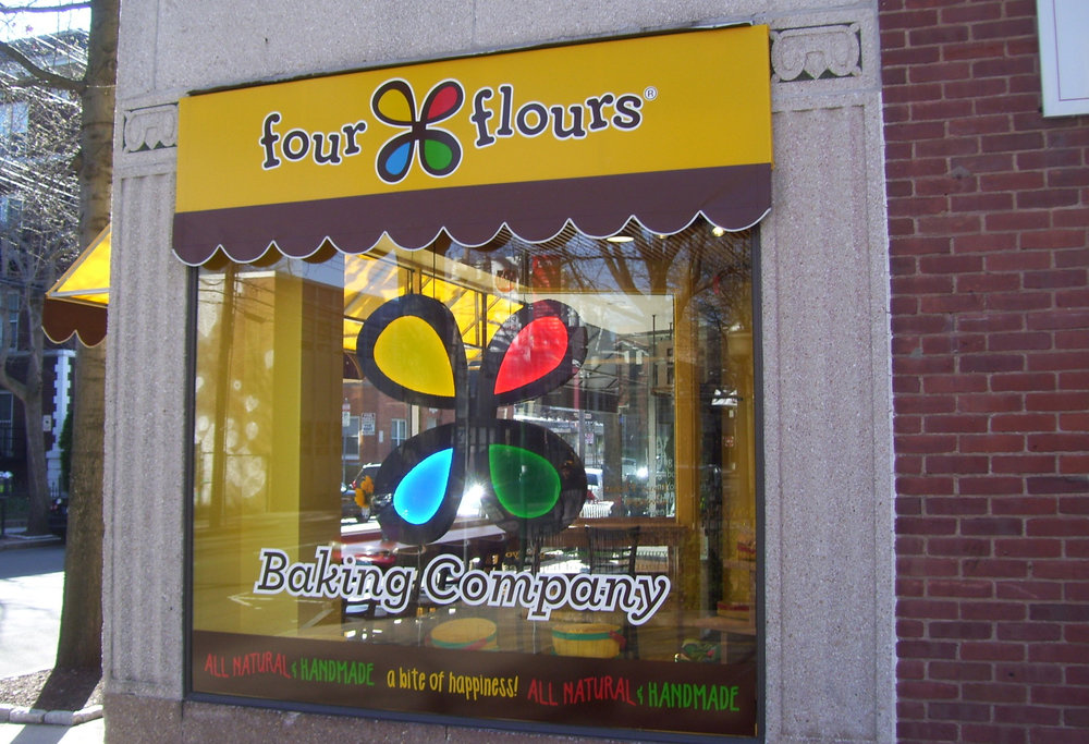 Four Flours  1203 Chapel Street (203) 397 3687