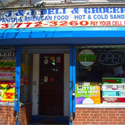 <b>J&J Deli & Grocery</b><br>1379 Chapel Street<br>(203) 772 3260