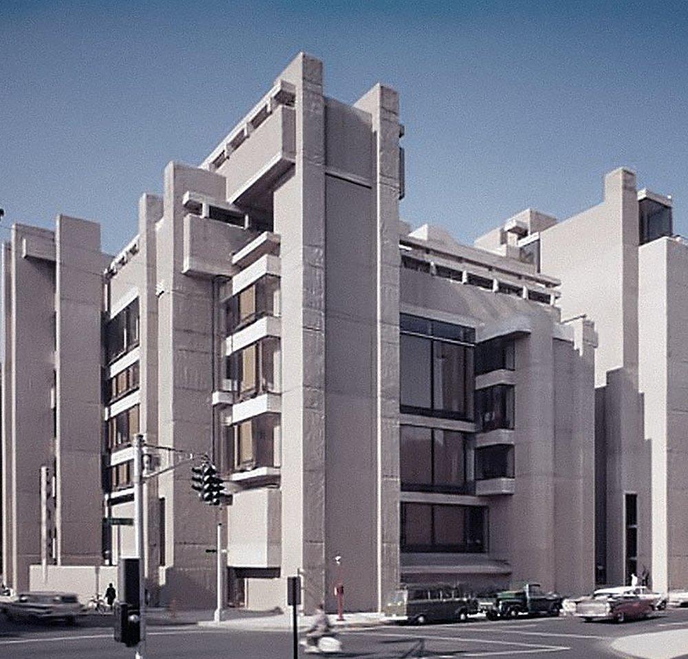 Yale School of Arcitecture 180 York Street (203) 432 2291