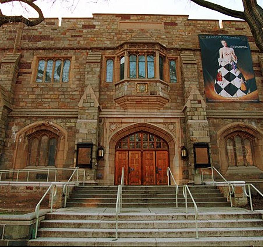 Yale University Theater 222 York (203) 432 1507