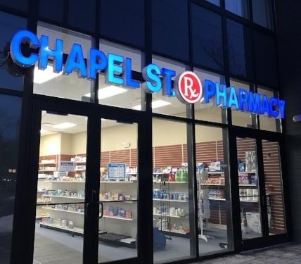 Chapel Street Pharmacy 1245 Chapel Street (203)777 2227