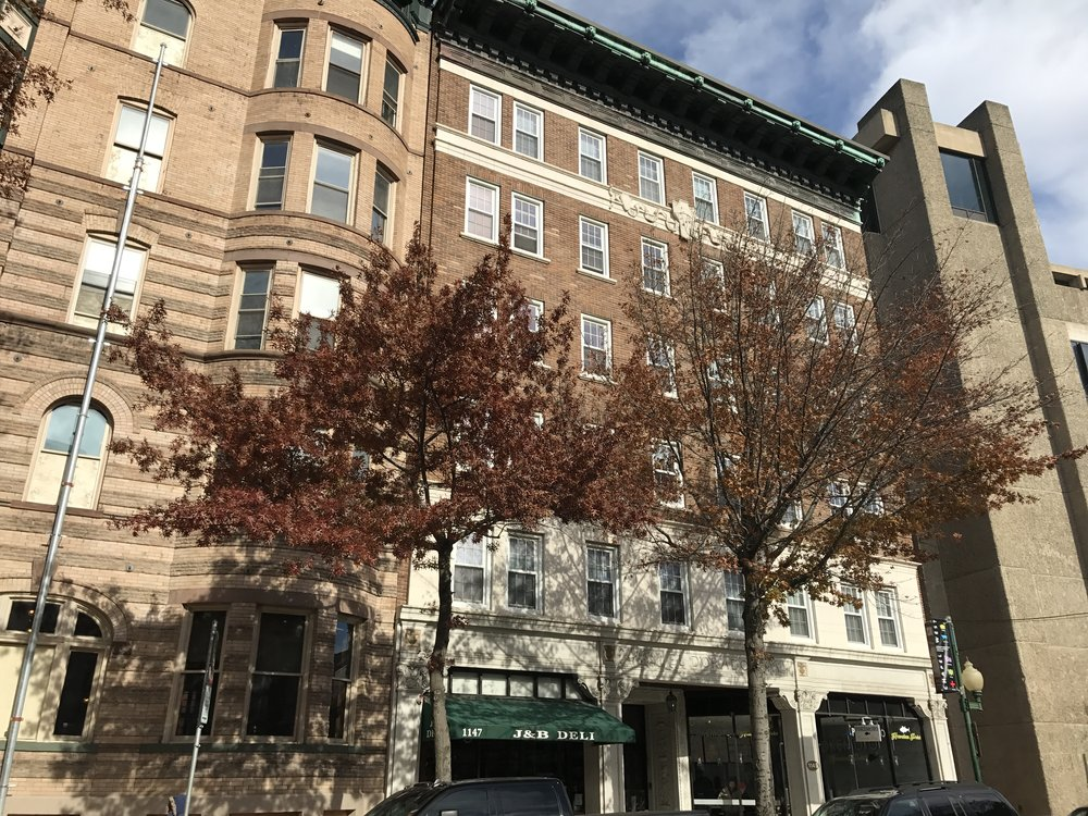 Eldorado Apartments1145 Chapel (203) 776 4466
