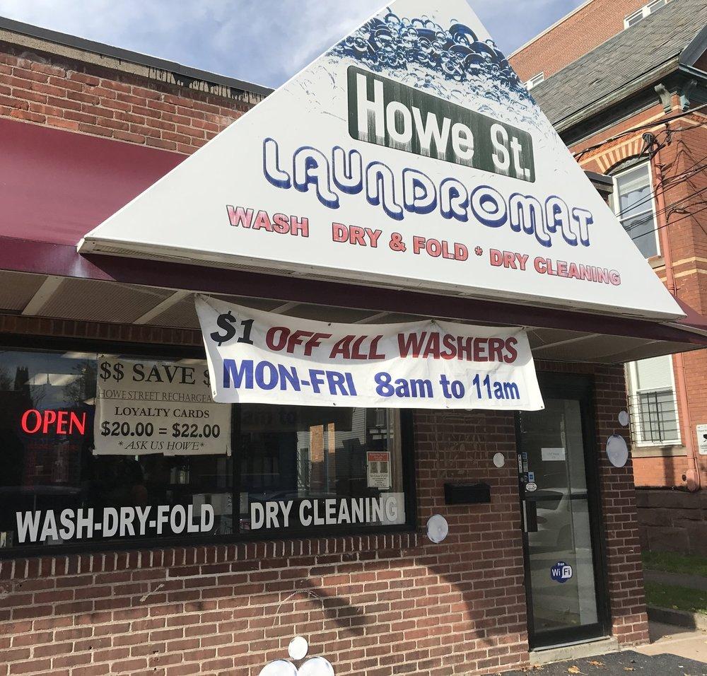 Howe Laundromat 96 Howe (203)