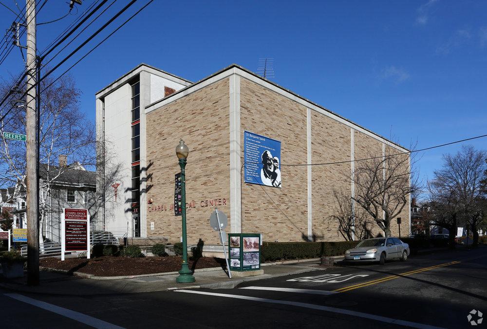 Chapel Medical Center 1423 Chapel Street