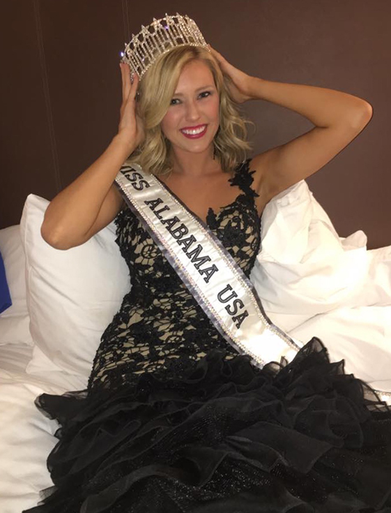 Baylee Smith - Miss Alabama USA 2017