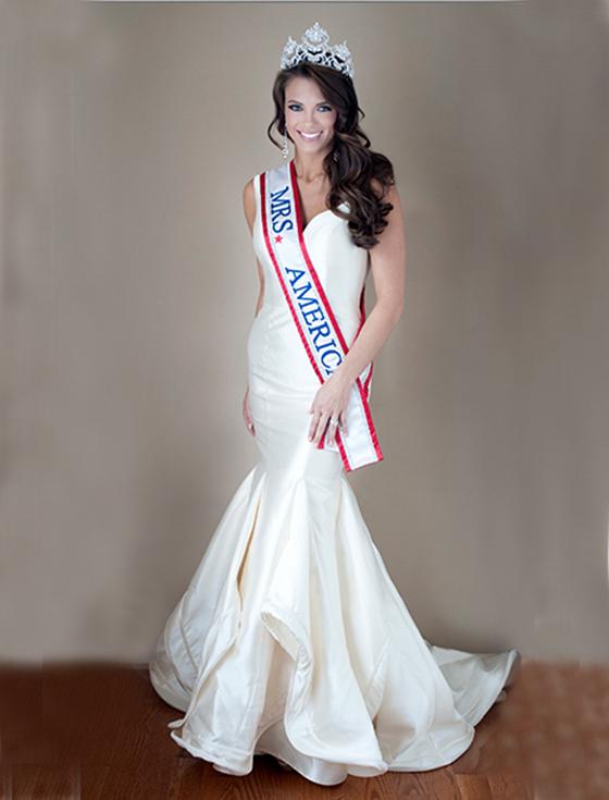 Madeline Gwin - Mrs. America 2016