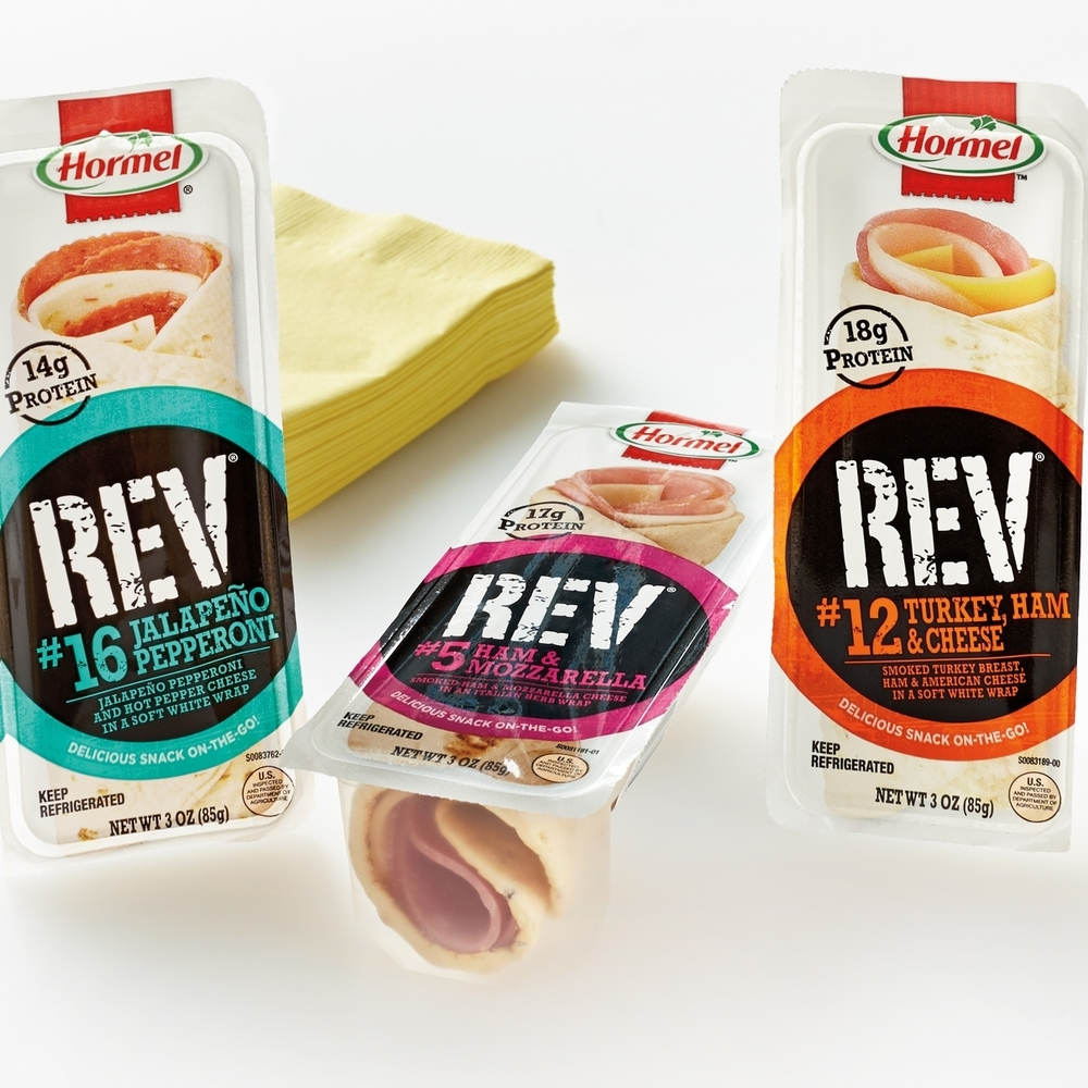 HORMEL® REV® WRAPS