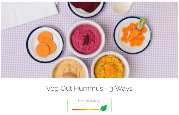 This will get your pulse going nutrition tool for healthy note that if we dig deeper into how our health algorithm was developed in large part with the help of dr livia augustin who has her phd in nutrition forumfinder Gallery
