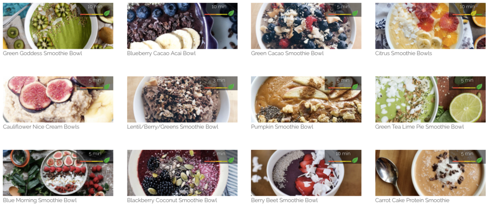 Just click the image - there's loads more recipes where these came from!