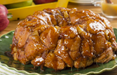 Try making your own delicious monkey bread with this recipe!