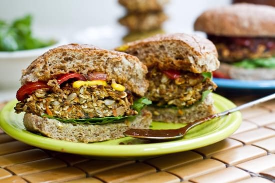 World's Best Veggie Burger