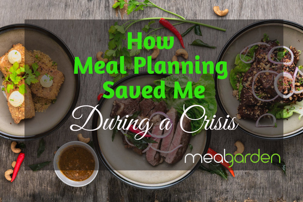 how meal planning saved me meal planning for professionals