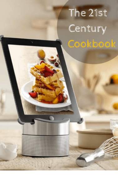 Electronic cookbook - why so useful for meal planning