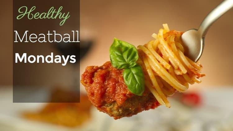 Healthier meatballs