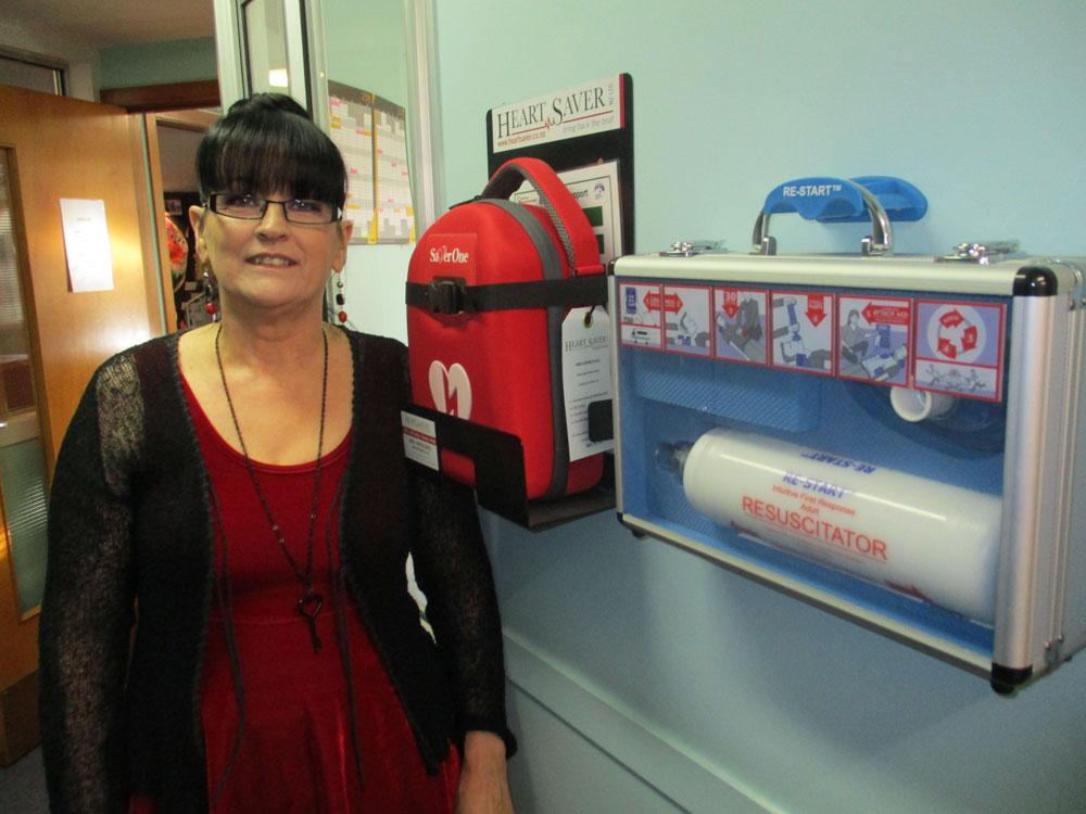 Deb McGoram  Student Health Coordinator Carlson School for Cerebral Palsy