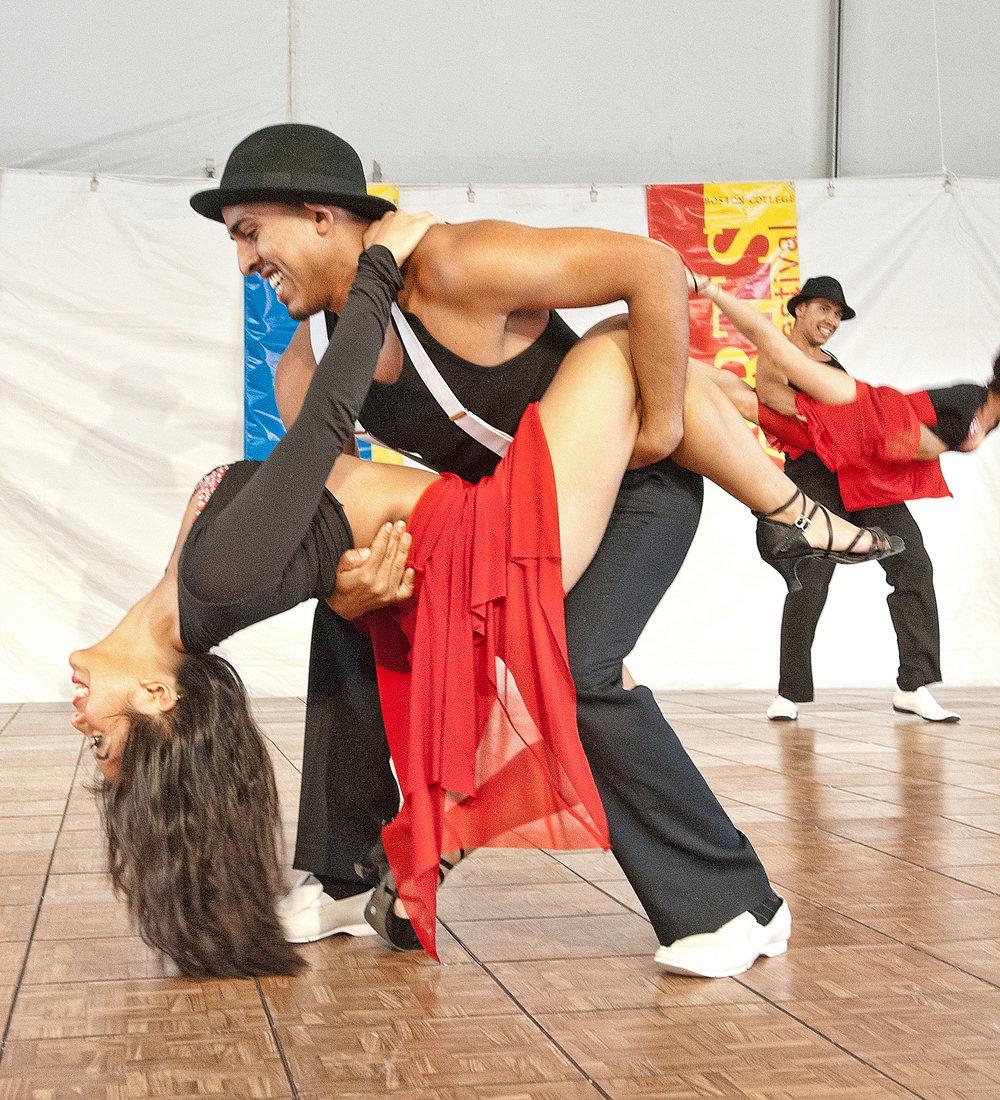 Student Dancers