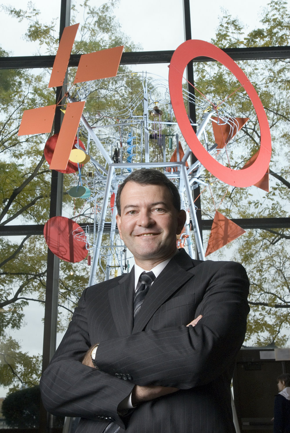 Ioannis Miaaoulis, President, Museum of Science, Boston