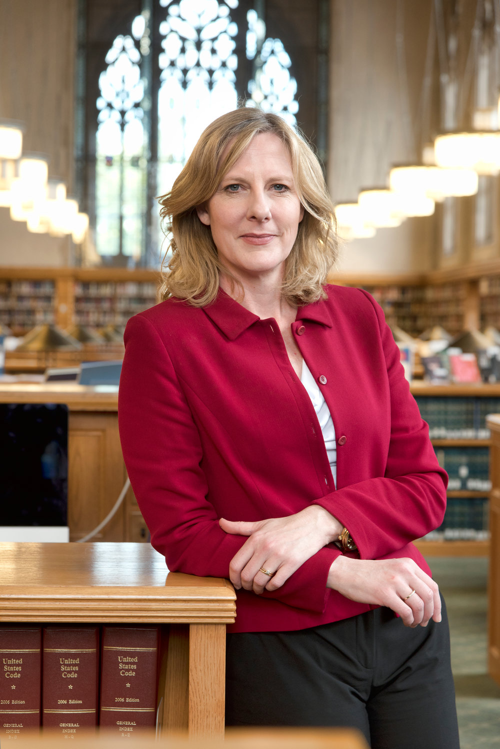 Heather Gerken, Dean & Professor of Law, Yale University