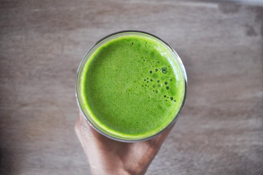 Hormone Balancing Green Juice