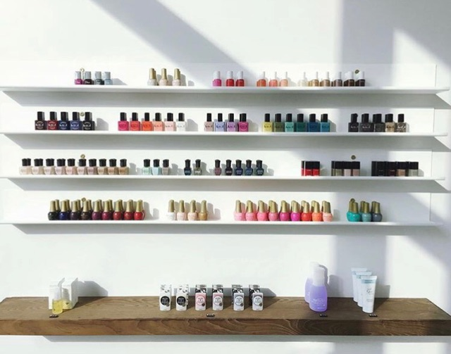 Image Source  - Paloma Nail Salon, Houston Tx