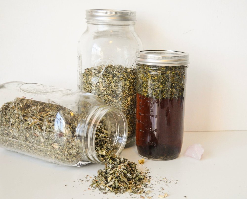Preconception Fertility Herbal Infusion