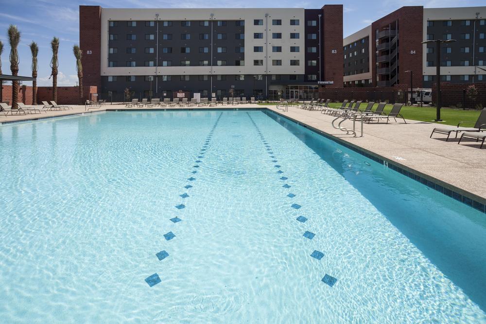GCU Grove Pool - 2