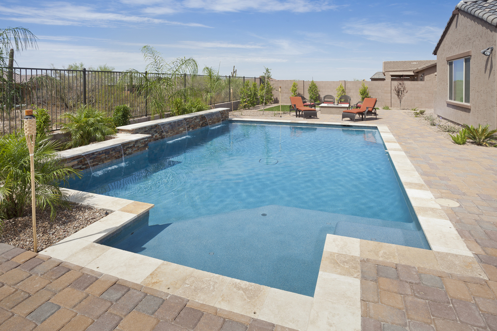 High Quality Geometric Pool   12   Phoenix