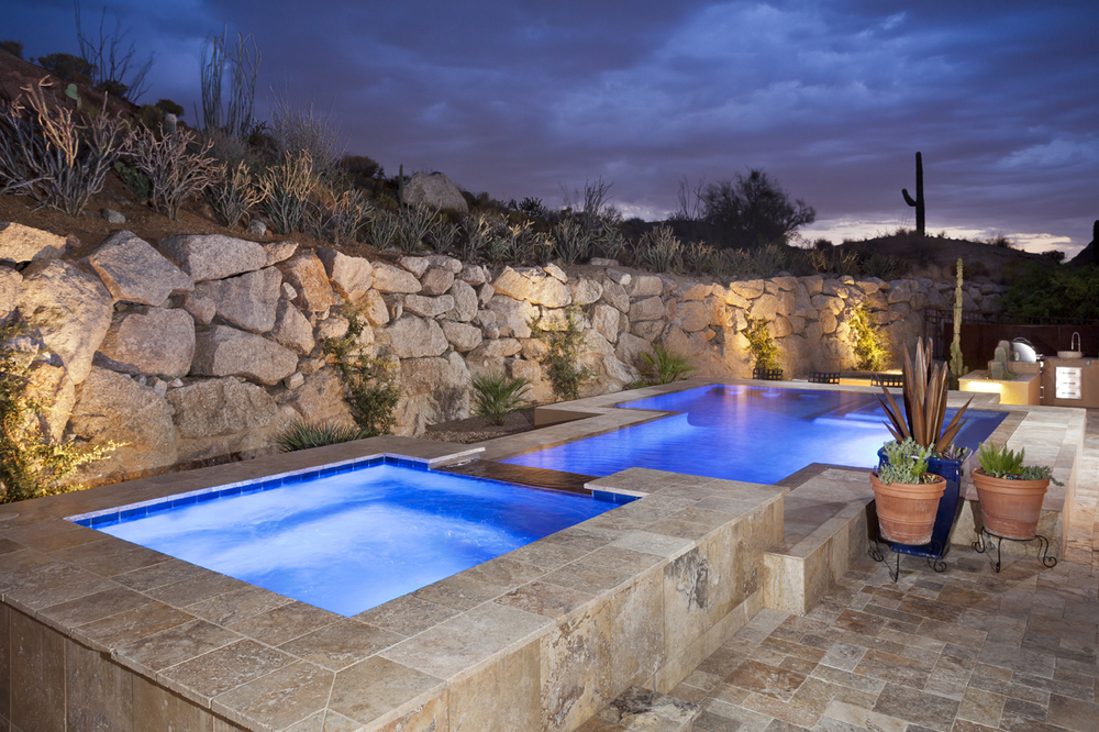 Geometric Swimming Pool Designs Presidential Pools Spas