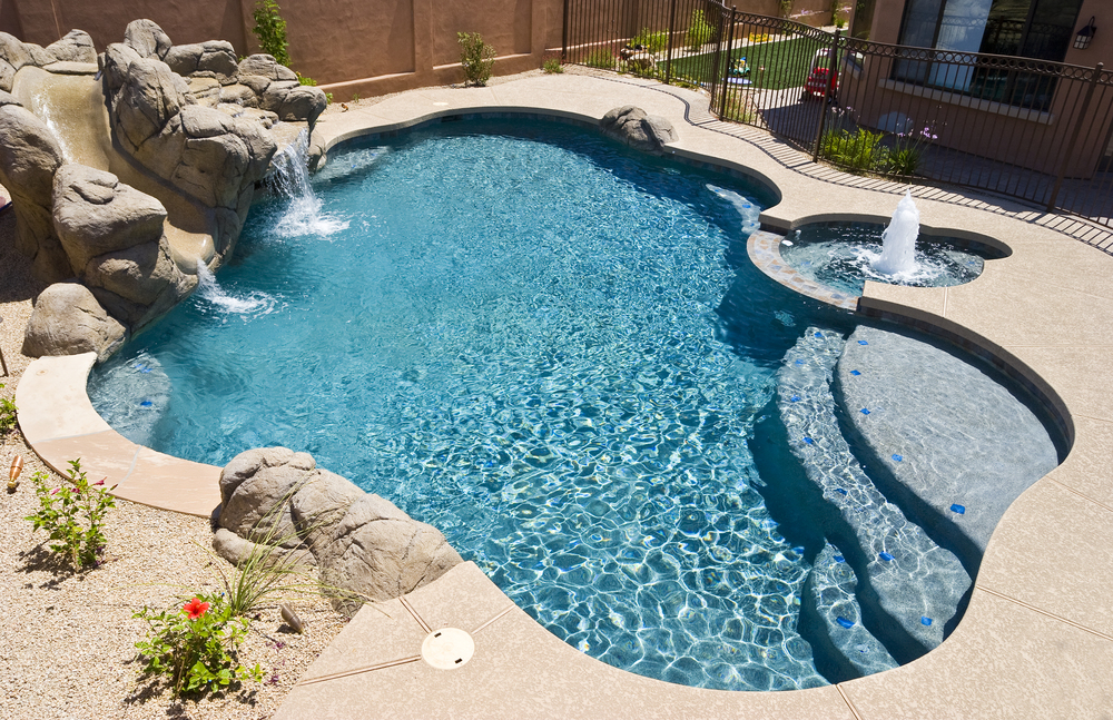 Freeform swimming pool gallery presidential pools spas for 3d pool design online free